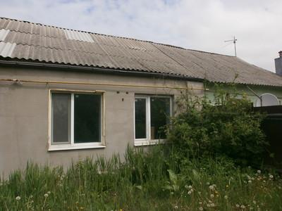 Дом на два входа